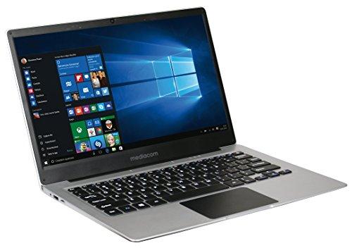 MEDIACOM SmartBook S142 Intel Atom X5 4Gb di RAM 32Gb Memoria Windows 10 Home