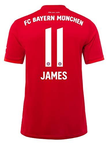 FC Bayern München Trikot Home 2019/20, James Rodriguez, Größe XXL