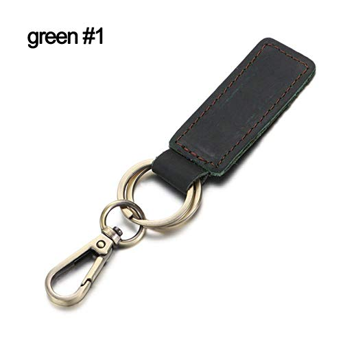Belangrijke steun Mannen Vrouwen Mini handtas leer clip,groen 1
