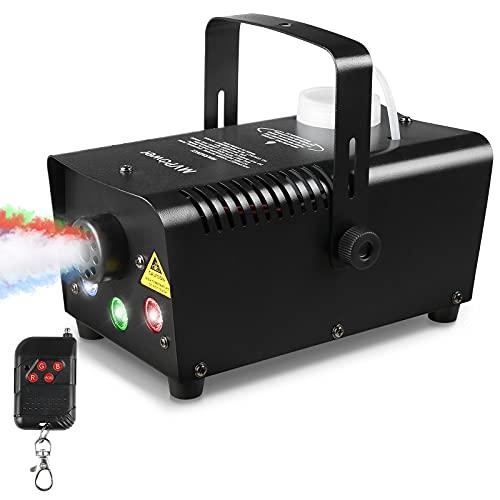 MVPower Machine à Fumée, 500W Machine à Brouillard...
