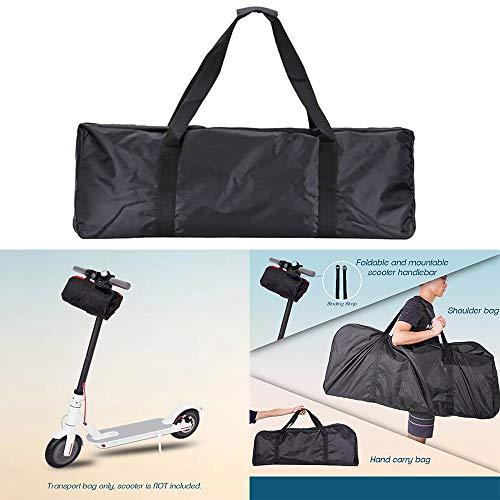 Sunsbell Scooter Bag Patín eléctrico Bolsa de Transporte Scooter portátil Transporte