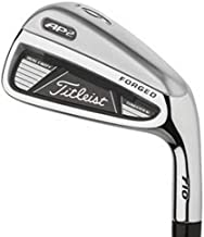 Titleist 710 AP2 Iron Set 4-PW Project X Rifle 5.5 Steel Regular Left Handed 38.0in