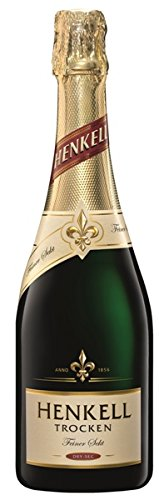 Henkell Sekt Trocken 11,5% 12-0,375l Flaschen