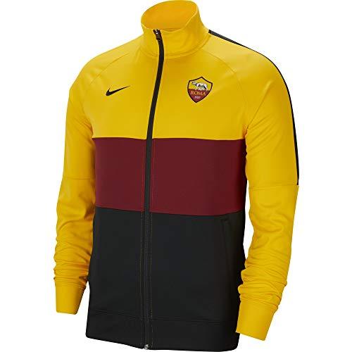 Nike AS Roma Giacca Presentazione i96 Giallorossa 2020-21 (S)