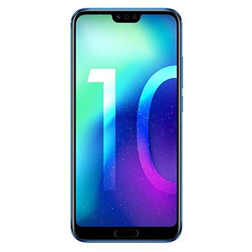 Honor 10 Smartphone débloqué 4G (5,84 pouces - 64 Go - Nano
