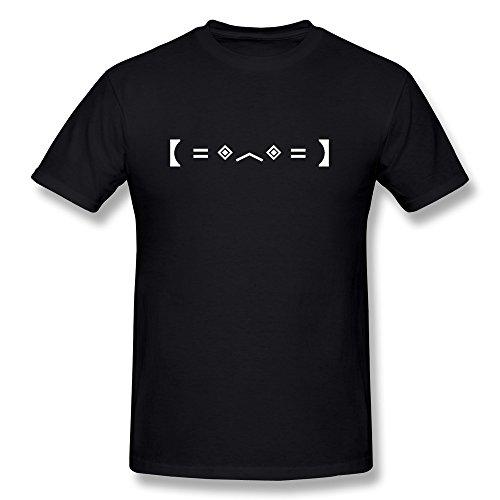 YHXSG Men's DJ Porter Robinson Worlds Logo T-Shirts Black