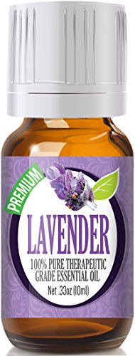 Lavender Essential Oil - 100% Pure Therapeutic Grade Lavender Oil -...