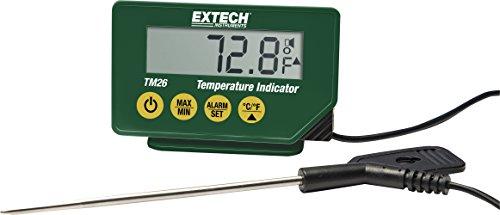 Extech TM26 Wasserdichtes Lebensmittel-Thermometer