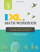 IXL Math Workbook, Grade 3