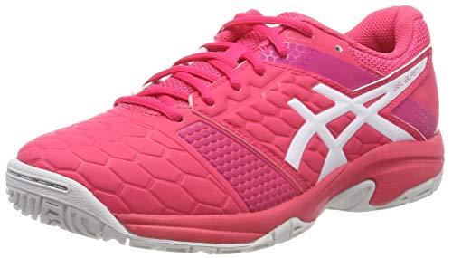 Asics Gel-Blast 7 GS, Zapatillas de Balonmano Unisex Adulto, Rosa (Pixel Pink/White 700), 39 EU