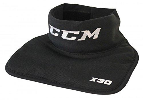 CCM X30 Halskrause Junior / Senior, Größe:Senior