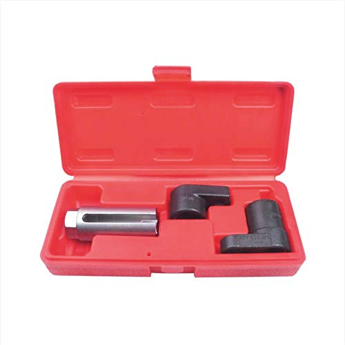 3/8-Inch Drive Oxygen Sensor Socket Offset Wrench Remover Tool A7842F