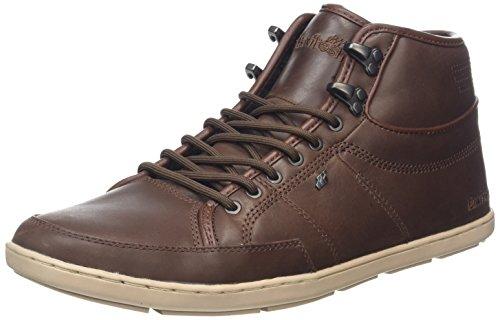 Boxfresh Herren Swapp 3 Prem Sneaker, Braun (Braun), 44 EU