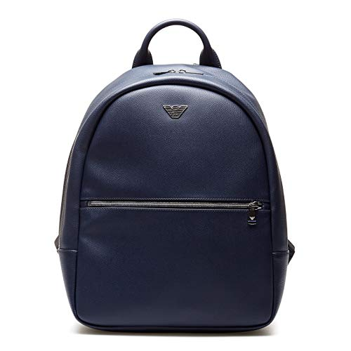 Emporio armani - 80455 backpack blu indigo Y4O165YLA0E