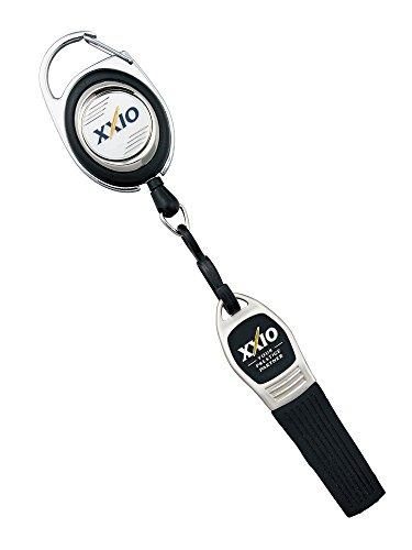 DUNLOP(ダンロップ) XXIO リール・マーカー付グリーンフォーク GGF-23105 ブラック 180mm