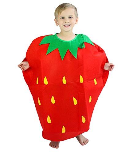 Strawberry, One Size