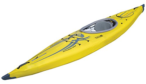 Advanced Elements Airfusion Elite Kayak Gonfiabile, Giallo