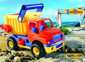 Wader 03903 - BT Muldenkipper (farblich sortiert)