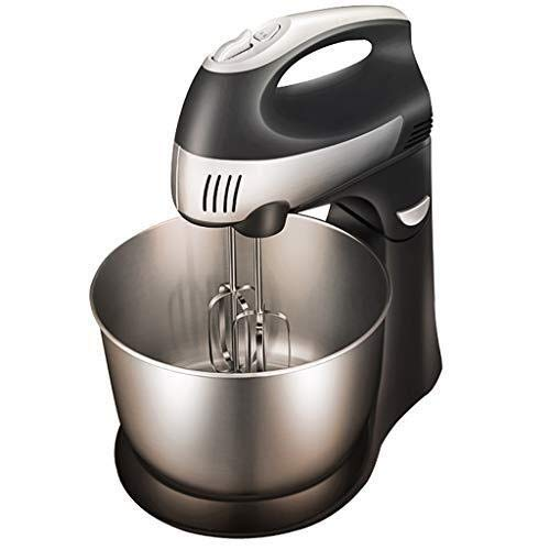 For Sale! YAO-Household Stand Mixers Handheld 2 in 1 Electric Mixer 5-Speed 300W with Stainless Stee...