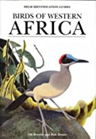 Birds of Western Africa (Helm Identification Guides) by Nik Borrow Ron Demey(2002-02-28)