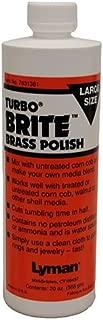 Lyman Reloading Turbo Brite Brass Polish (20-Ounce)