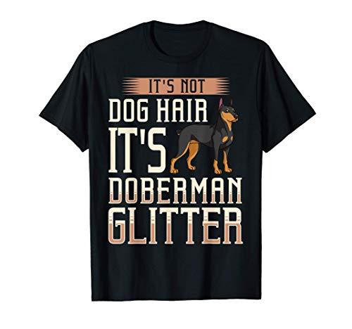 Doberman Pinscher Dog Gift Puppies Owner Lover T-Shirt