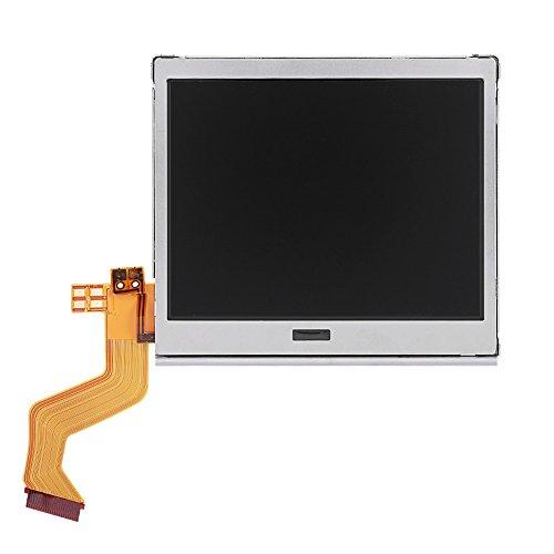 VBESTLIFE Ersatzdisplay für NDSL, LCD Glass Hochwertige Ersatzteile obere/untere Screen Display für Nintendo NDSL (Oberer Bildschirm)
