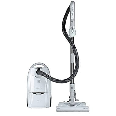Kenmore 21514 Progressive Canister Vacuum Cleaner - White