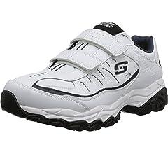 Strike Memory Foam Velcro Sneaker