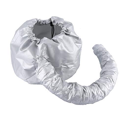 vbncvbfghfgh Gorra portátil Suave para secar el Cabello Capucha Sombrero para Mujer Secador de Pelo Peluquería para el hogar Salón de Suministro Accesorio Ajustable