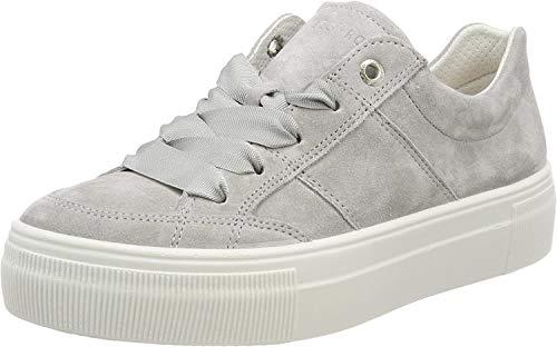 Legero Damen Lima Sneaker, Grau (Alluminio), 40 EU (6.5 UK)