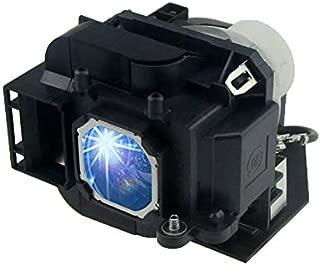 VT460K+ VT475 50022792 L/ámpara de repuesto para proyector con carcasa para NEC VT46 VT46RU Supermait VT60LP VT46G VT465 VT660K+ 2000i DVS VT460K VT560 VT660 VT660K VT460