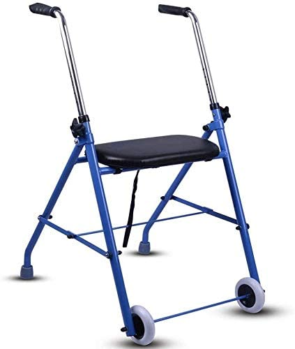 wheelchairs Wheeled Folding Walker favorite A surprise price is realized Seven Handle Gear Adjustable