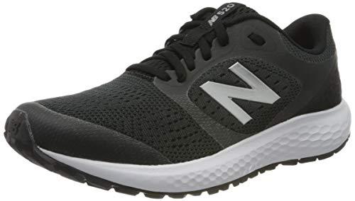 New Balance 520v6, Zapatos para Correr para Mujer, Negro Black Lk6, 37.5 EU