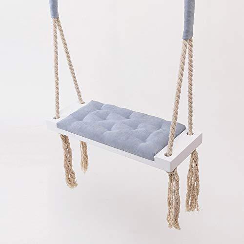 JTYX Kids schommelstoel Thuis Indoor Hangende stoelen Baby Vrije Stoel Kinderen Kamer Decoratie