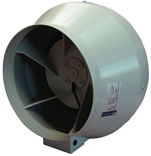 SystemMAIR RVK Ventilateur de conduite en ligne 30,5 cm – Hydroponie 315 mm – Version A1