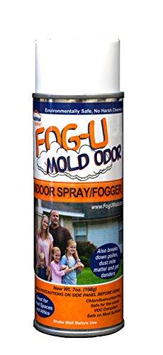 Healthful Home Fog-U Mold Odor Indoor Fogger (12)