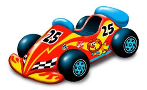 Play Wow - 783171 - Jouet de Premier Âge - Ma Formule 1 Gonflable