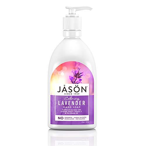 Jason lavande Satin savon liquide, 473 ml