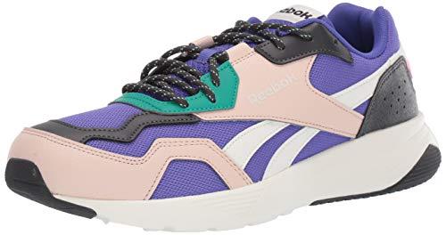 Reebok Royal DASHONIC 2 Sneaker, Purple/Buff/Grey, 12 M US
