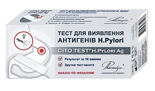 Cito Test Helicobacter Pylori Test Kit Rapid Test for H.Pylori antigen Detection