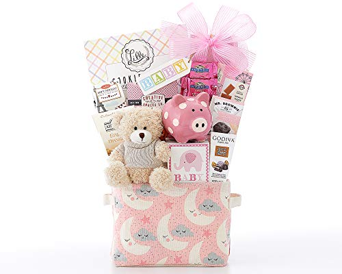 Newborn Baby Girl Gift- The Oh Baby Pink...