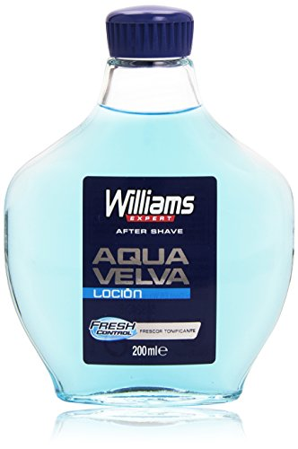 Williams Aqua Velva Loción Aftershave - 200 ml