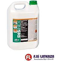 FACOT - Ácido desincrustante Disinex. Envase de 10l. Para calderas, tuberías, sistemas cerrados e intercambiadores