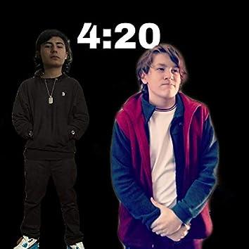 4:20 (feat. Zapo)