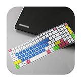 Funda protectora para teclado de ordenador portátil Acer Predator Helios 300 15 6'17 3' G3 571 G3 572 Ph315 51 Ph317 52 Vx5 591G Vn7 793G candyblue
