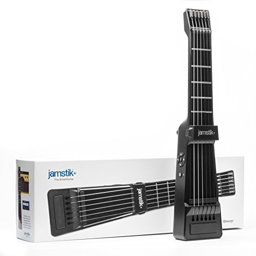 Zivix Jamstik+ Smart Guitar, Black
