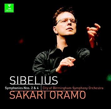 Sibelius : Symphony No.2