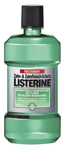 Listerine 51928 Zahn- u. Zahnfleischschutz 500ml