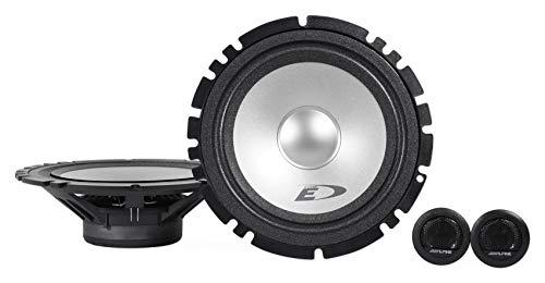 Alpine Type-E Series SXE-1750S Auto Audio 16,5 cm Komponenten-2-Wege-Lautsprecher